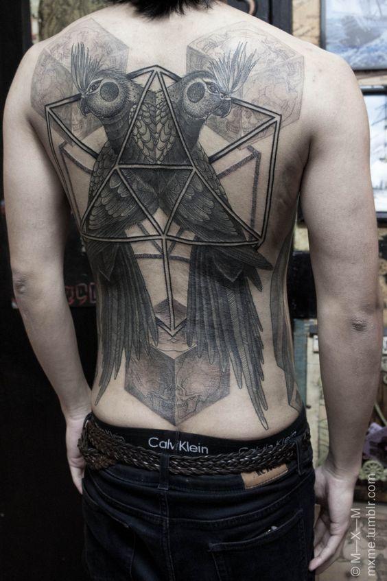 Awesome tattoo http://www.tattoo-bewertung.de