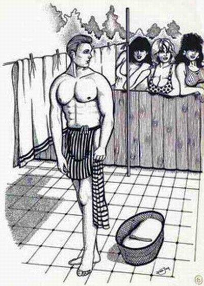 submissive men housework