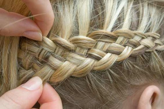 Next to learn - dutch braiding 4 & 5 strands...holy cow!!!