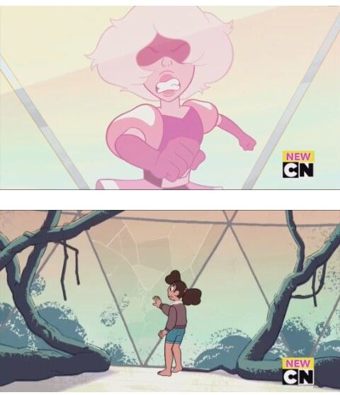 Pink Diamond Steven Universe Jungle Moon Theory She Was Small Pink Diamond Steven Universe Crystal Gems Steven Universe Steven Universe