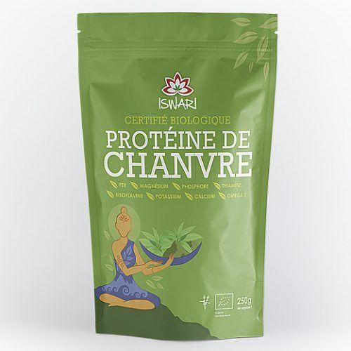 Proteine de Chanvre Iswari