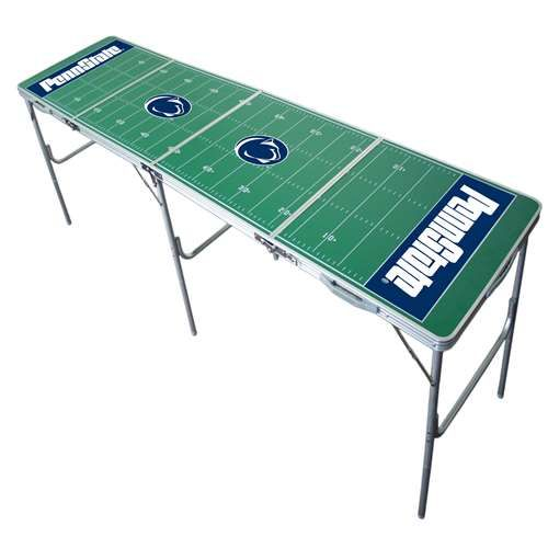 Penn State Nittany Lions 8ft NCAA tailgate table