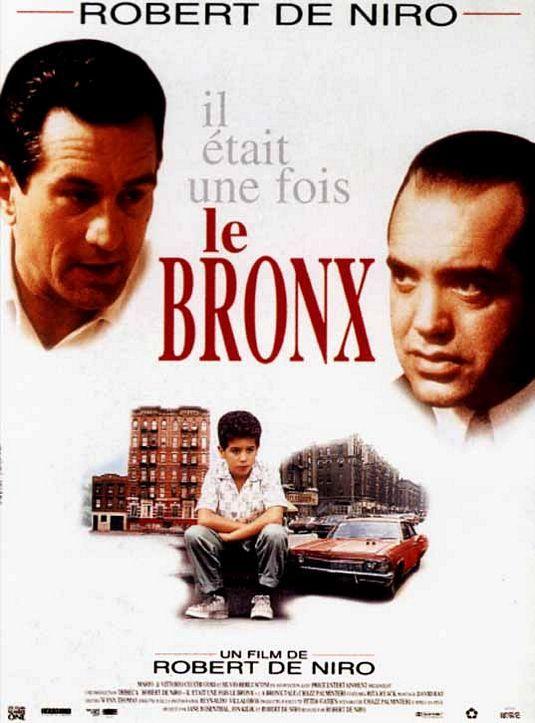 A Bronx Tale 1993 Il Etait Une Fois Le Bronx Le Bronx Bronx