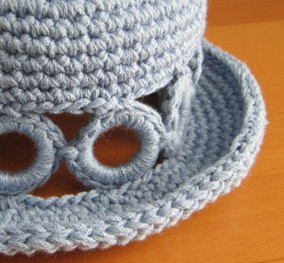love+crochet+patterns+pinterest free hat pattern Wolf ...