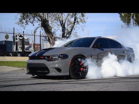 Dodge Charger Srt Redeye Hellcat Burnout Youtube Dodge Charger Srt Charger Srt Dodge Charger