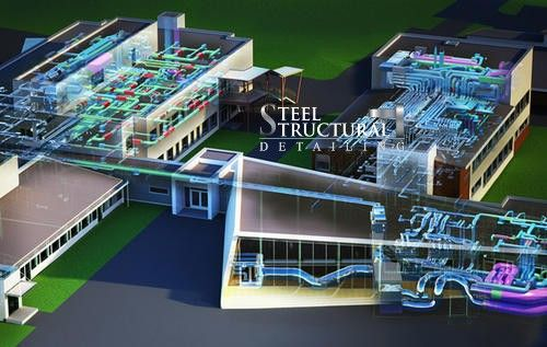 Steel Structural Detailing Is A Bim Outsourcing Company That