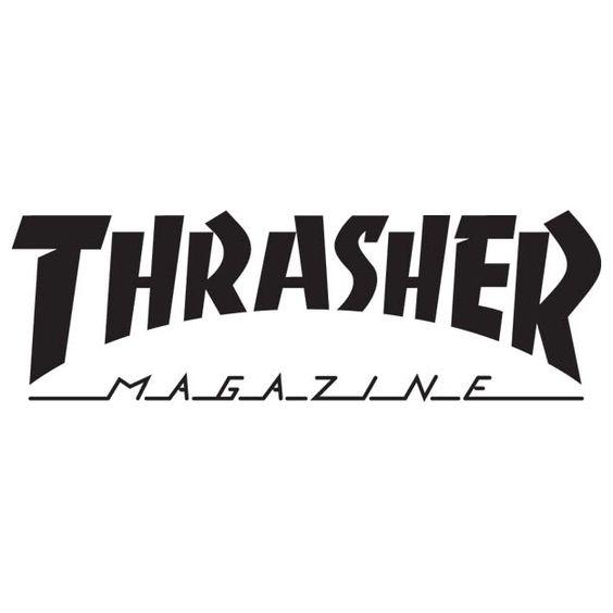 Thrasher Magazine logo:
