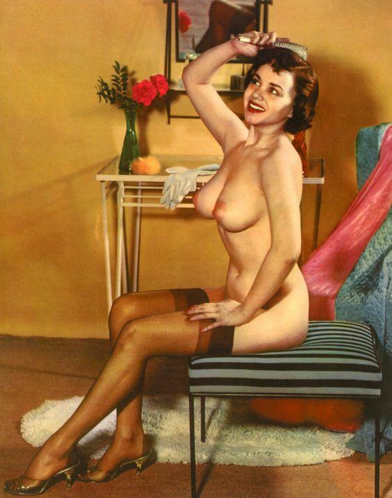 Vintage Charming Beauties : Photo