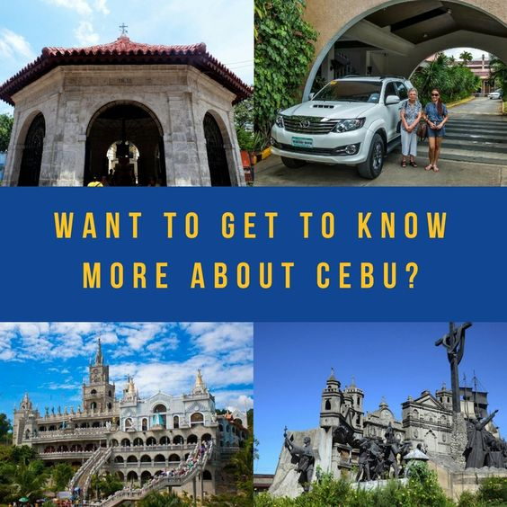WANT TO GET TO KNOW MORE ABOUT CEBU?