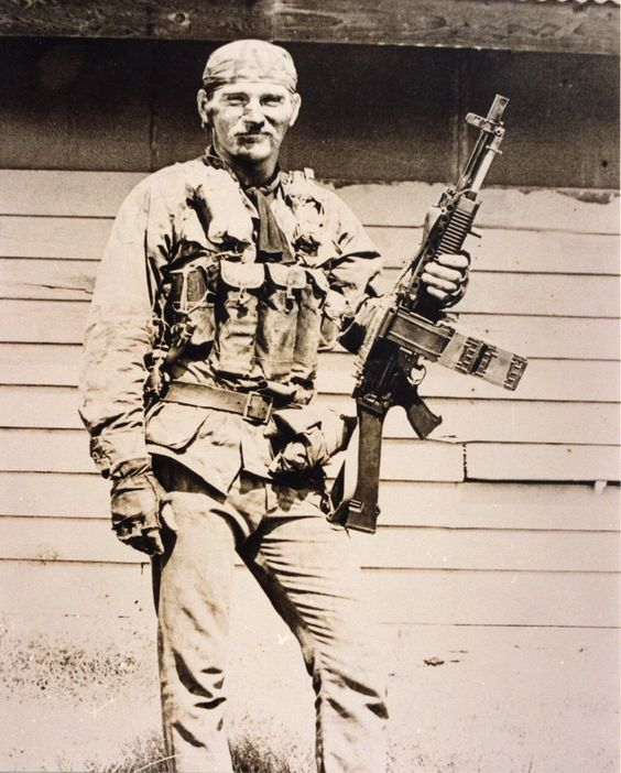 Rifles Terry o quinn and Seals on Pinterest