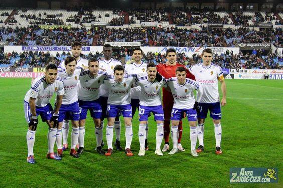 Real Zaragoza 2 - Real Oviedo 1 | Temporada 2016-17 — AupaZaragoza:
