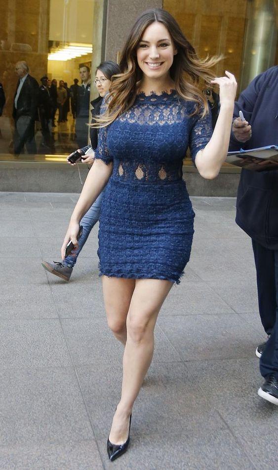 Modest Mini Dress