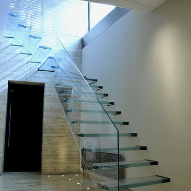 Modern Staircase Design, Pictures, Remodel, Decor and Ideas - page 24