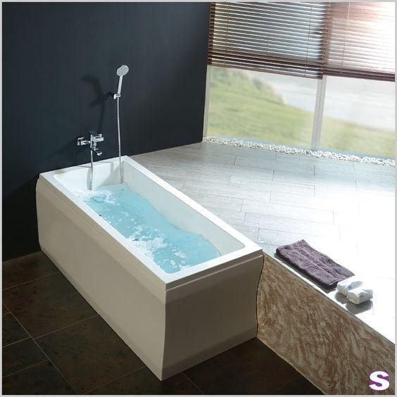 rechteck-badewanne rauni - sebastian e.k. - modernes design für, Hause deko