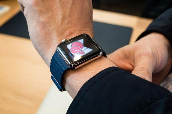 Mit Apple Watch und RFduino-Board zum High-Tech-Türöffner – GIGA