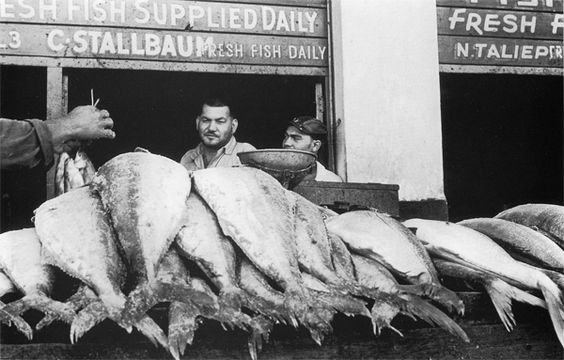 District Six fish merchants