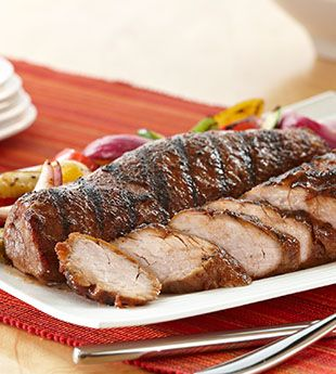 Maple Glazed Seasoned Baby Back Ribs | McCormick | Steaks and meats ...