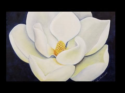 Artist Angela Anderson Shares Kids Art Projects Art Instruction Ideas Video Tutorials And Painting Tutorial Flower Painting Lessons Acrylic Painting Lessons