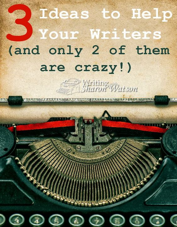Need some writing advice?