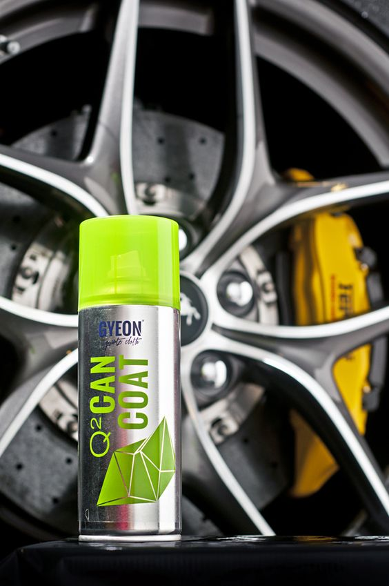 The new Gyeon Can Coat | New Gyeon products | Pinterest | Coats ...