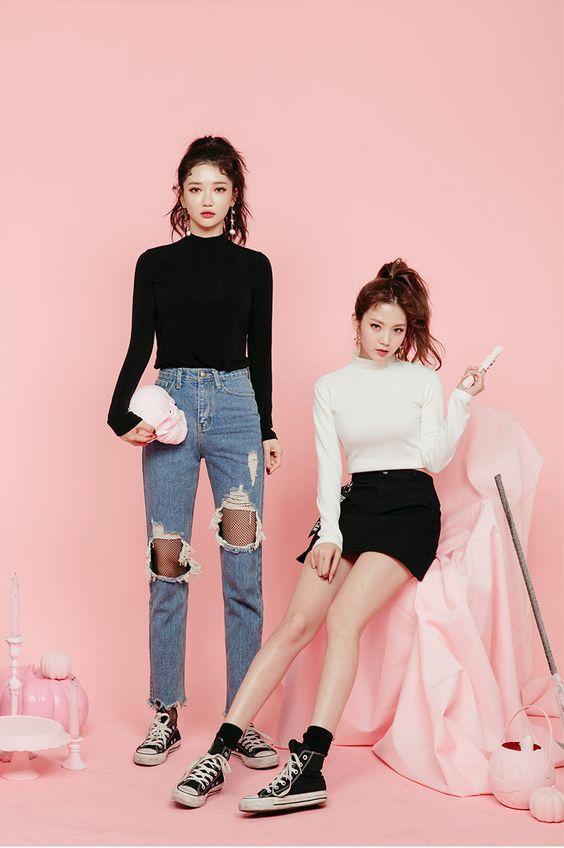 Ulzzang fashion | Kfashion                                                                                                                                                                                 Más: