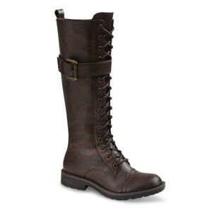 Women's Jania Combat Boot