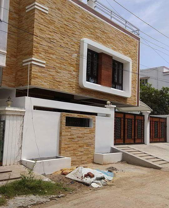 Front Elevation Stone Wall Cladding Manufacturer And Exporter From Jaipur India Stone Cladding Exterior Stone Wall Cladding Front Wall Design