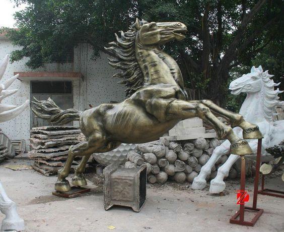 Life Size Resin Horse Sculptures - Buy Resin Horse Sculptures ...