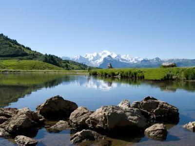 Paysage au tour de morzine guide touristique de la haute savoie rhone alpes