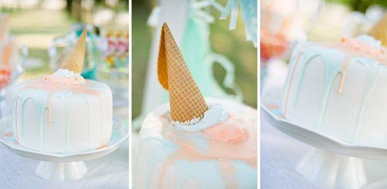 Ice Cream Styled Shooting » Blog