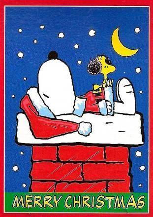 Snoopy - Merry Christma