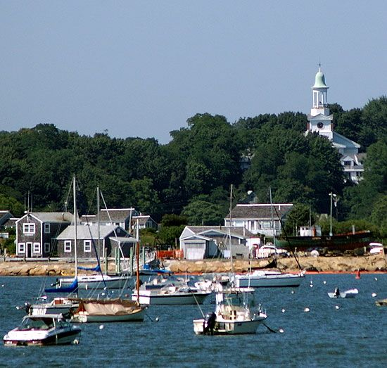 Wellfleet, Cape Cod- You Really Have A Hold On Me! Such