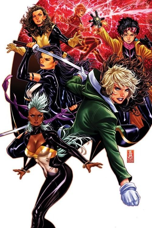 X-Men by Mark Brooks!