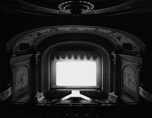 Cabot Street Cinema, Massachusetts - Hiroshi Sugimoto