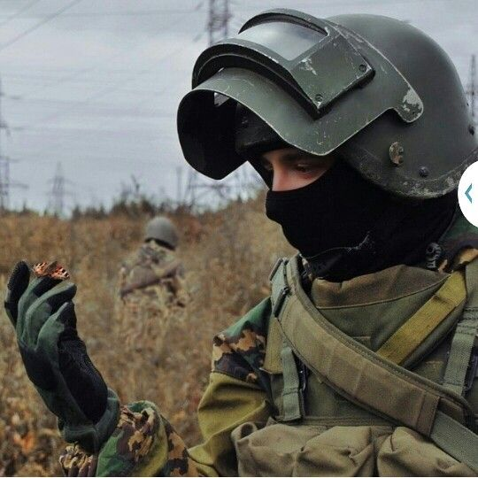 Russian Spetsnaz Photo Russiansoldier001: Pinterest • The World's Catalog Of Ideas