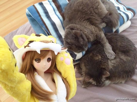 Smart Doll Mirai Suenaga by puppychun