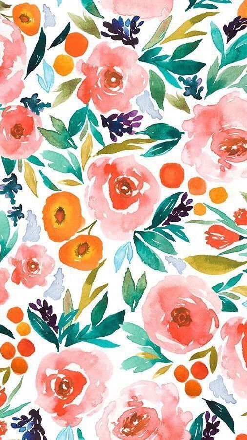 Floral Wallpaperswallpaper Flowers Edem 833 25 Luxury Floral Design Flowers Leaves Floral Wallcovering Red Bordeaux Grey White 23 Ft Saleprice 32 Floral Watercolor Watercolor Flowers Prints