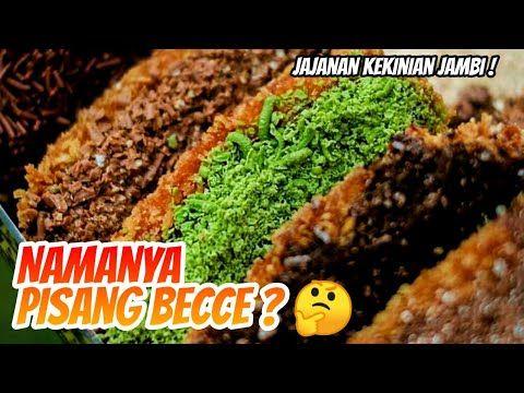 1 Porsi 10 Ribu Namanya Pisang Becce Indonesian Street Food Kuliner Jambi Youtube Pisang Makanan Dan Minuman Ide Makanan
