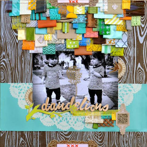 TONS of scrap book page ideas