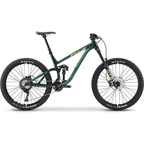 Fuji Auric Lt 27 5 1 3 Full Suspension Bike 2019 Forrest Green