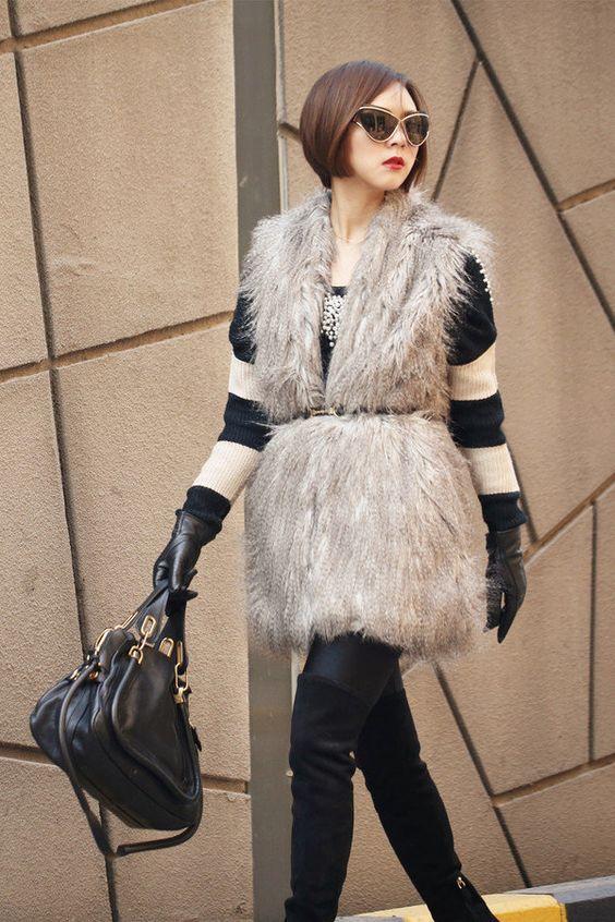 【私服】today`s Look 2015.02.02 - 凱特王Kate`schic - FashionGuide華人第一女性時尚美妝傳媒