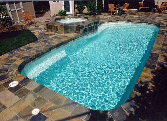 How to add mosaic tiles to your fiberglass swimming pool.