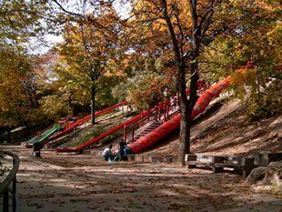 Gellert Hill slides
