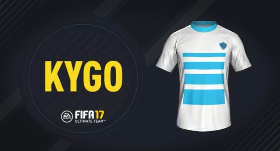 The new FIFA 17 Ultimate Team Kits boast unique designs, created by famous…