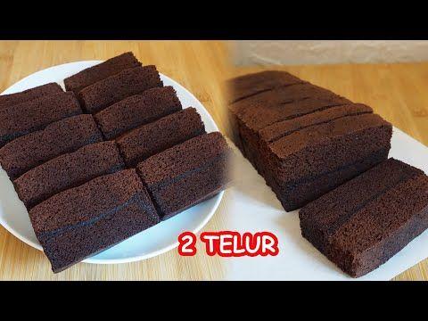 Resep Brownies Kukus Amanda Cuma 2 Telur Youtube Makanan Brownis Telur