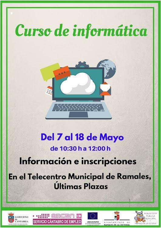 Inicio De Sesión Informática Cursillo Bibliotecas Municipales