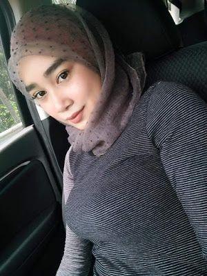 pesona Hijaber cantik asal Indonesia dan malaysia