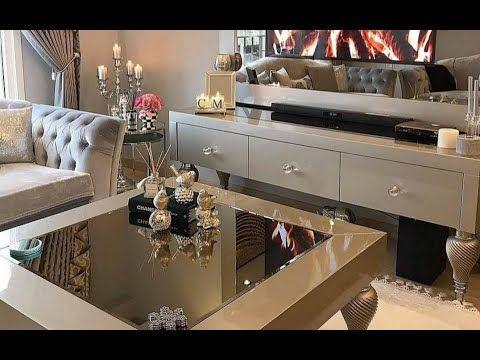 تشكيلة رائعة لديكورات حديثة غرف الجلوس غرف النوم مطابخ عصرية خذي منها أفكار لتجديد ديكور بيتك Youtube In 2021 Home Decor Home Decor