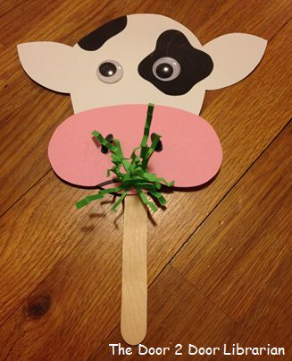 Farm. Cow. Storytime. Preschool. Library. Home school. Every Child Ready to Read. ECRR