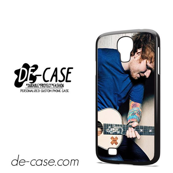 Ed Sheeran Thinking Out Loud DEAL-3826 Samsung Phonecase Cover For Samsung Galaxy S4 / S4 Mini